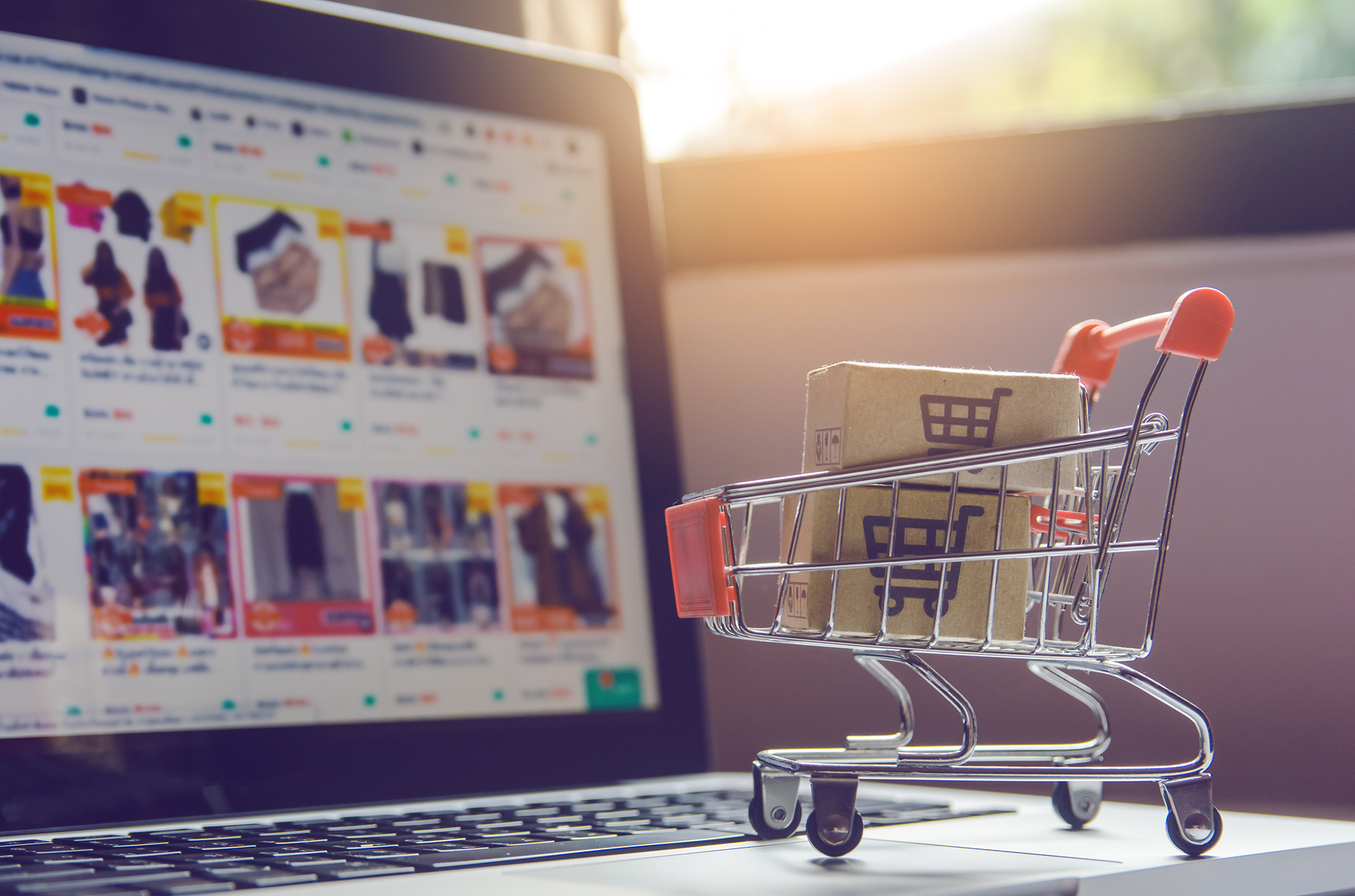 online shopping, how to get more online sales